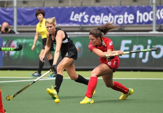 Red Panthers verliezen nipt openingsduel op WK