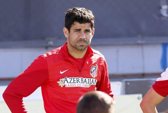 Geblesseerde Diego Costa mag toch mee naar het WK