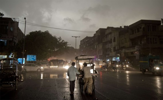 Storm kost 23 mensenlevens in India