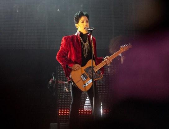 Prince speelt Brussels verrassingsconcert vol hits