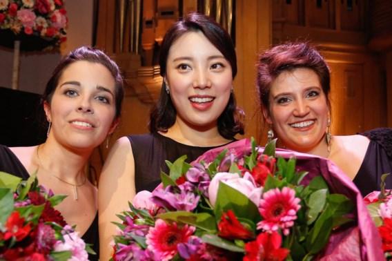 Koningin Elisabethwedstrijd dag 4. Zuid-Koreaanse Sumi Hwang wint, knappe tweede plaats voor Belgische Jodie Devos