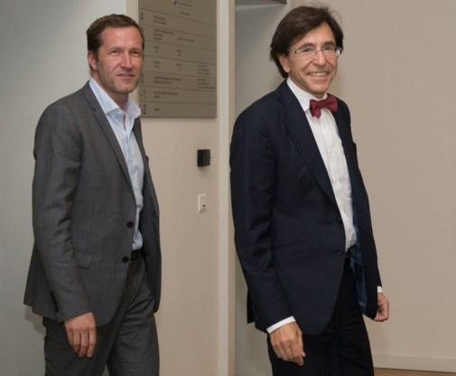 Di Rupo en Magnette zien woensdag sociale partners