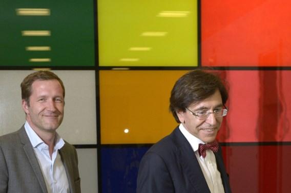 'Vooruitgaan, ongeacht wat Bart De Wever doet'