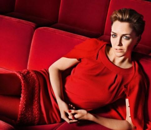 Hannelore Knuts teleurgesteld door onthulling zwangerschap in krant