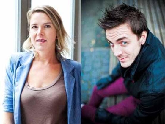 Guga Baúl (28) en Tine Embrechts (39) zijn een koppel