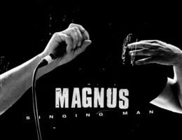 Beluister Singing Man, de nieuwe single van Magnus