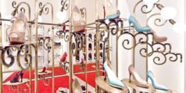 SHOPSPOT. Christian Louboutin opent winkel in Brussel