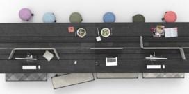 Belgische 'picknicktafel' valt in de prijzen op Amerikaanse meubelbeurs