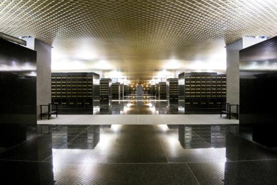 De kofferzaal van Jules Wabbes wordt geïntegreerd in het nieuwe gebouw.
