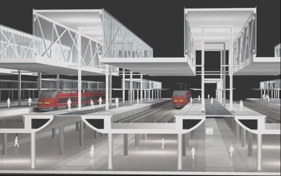Project Gent-Sint-Pieters duurt twee jaar langer dan gepland