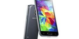 Samsung komt met miniversie van Galaxy S5