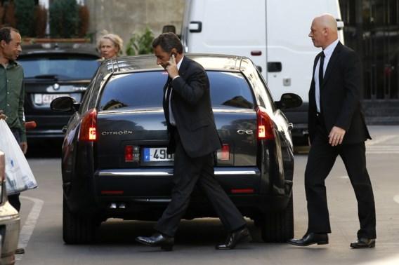 Sarkozy: 'Ik laat me niet ontmoedigen door politieke manipulatie'