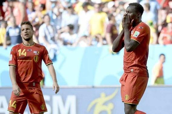 Belgische droom eindigt in kwartfinale
