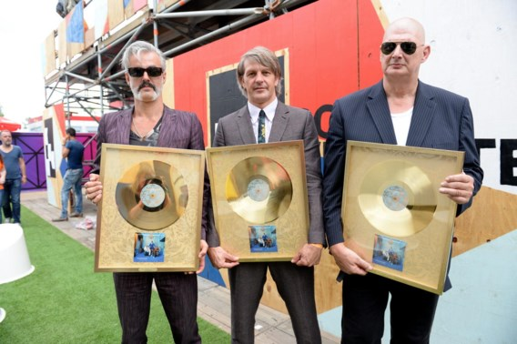 REVIEW. Triggerfinger (***) Rock-'n-roll - voetbal: 1 - 0