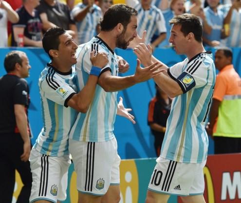 Messi voor het eerst geen 'Man van de Match'