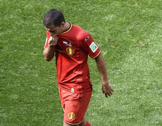 Hazard: 'Zij hadden meer ervaring'