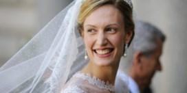 Lili draagt symbolische tiara tijdens huwelijk