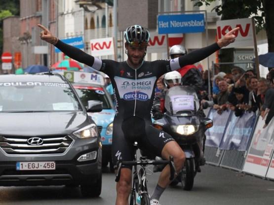 Van Keirsbulck wint GP Jean-Pierre Monseré