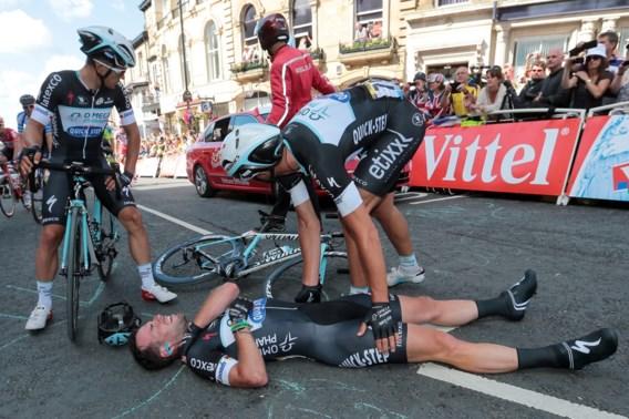 Mark Cavendish start niet in tweede etappe