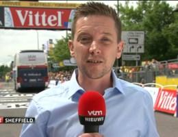 Tour nu al voorbij voor Mark Cavendish