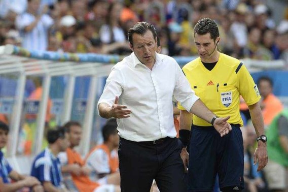 Marc Wilmots: 'Ik mik op halve finale op het EK'