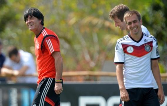 Philipp Lahm: 'Had liever tegen Neymar gespeeld'
