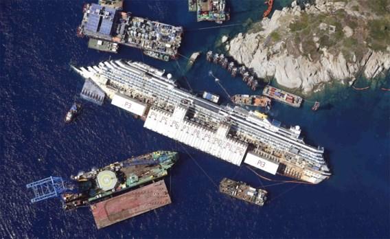 Ongeval met de Costa Concordia kostte 1,5 miljard euro