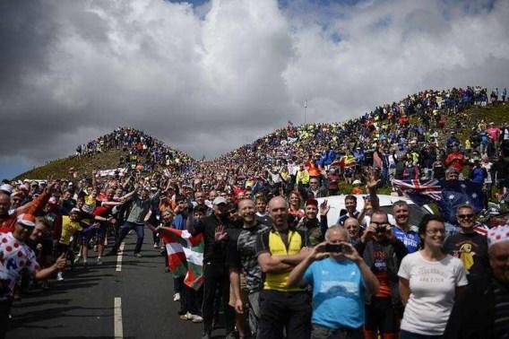 Peloton waarschuwt overdonderende menigte Britse fans