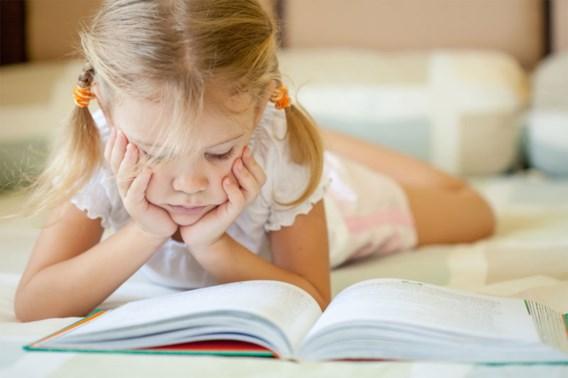 Kinderen vinden lezen nog leuker dan internetten