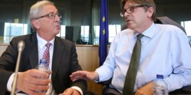 ECR 'kan Juncker niet steunen'