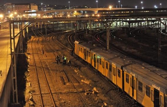 Twee treinen botsen frontaal in Zuid-Afrika