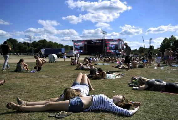 Sziget-festival richting recordaantal bezoekers