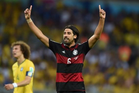 Brazilië-Duitsland breekt Twitter-record