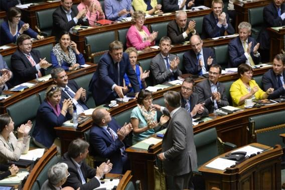 Partijen verdelen kamercommissies