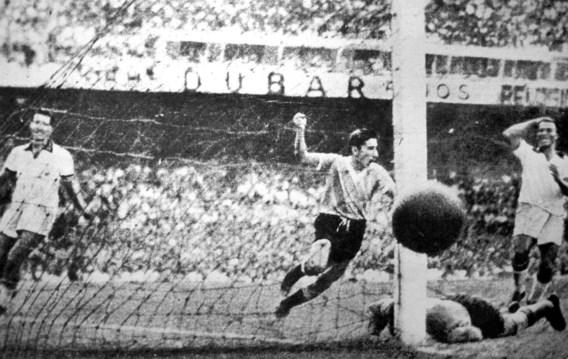 Uruguay-Brazilië: 2-1 (Brazilië, 1950)