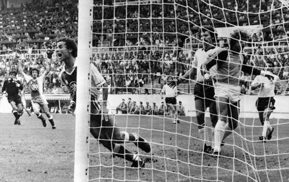 Algerije-West-Duitsland: 2-1 (Spanje, 1982)