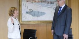 Veronique Caprasse legt eed af als burgemeester Kraainem