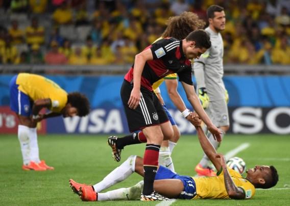 OVERZICHT. Zwaarste nederlagen op een WK