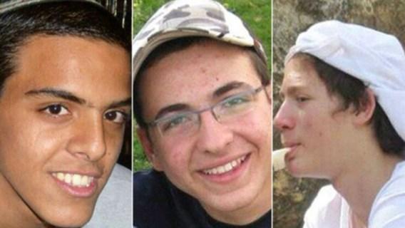 'Ontvoerde Israëlische tieners met voorbedachten rade vermoord'