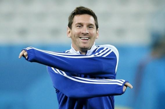 Messi wil alles inruilen voor wereldtitel