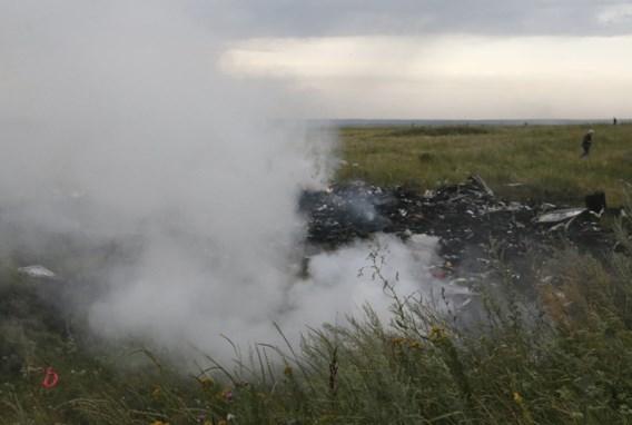 'Vliegtuig Malaysia Airlines is neergeschoten'