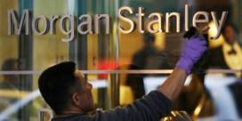 Twee keer meer winst voor Morgan Stanley