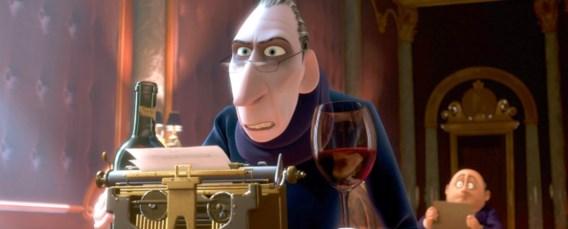 Anton Ego, restaurantcriticus uit 'Ratatouille': 'jouw' waarheid schrijven kan je zuur opbreken.