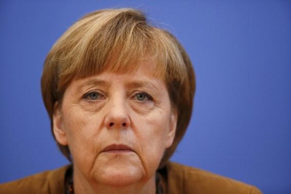 Merkel: 'Israël heeft het recht zich te verdedigen'