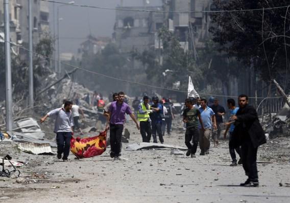 Gaza's bloedigste dag
