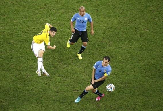 James Rodriguez maakte mooiste WK-doelpunt