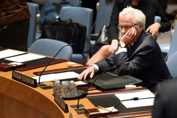 Veiligheidsraad veroordeelt neerhalen vliegtuig