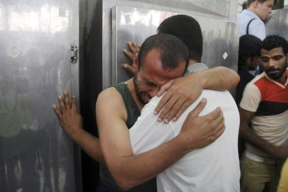 Meer dan 100.000 Palestijnen op de vlucht in Gaza