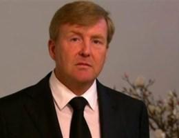 Koning Willem-Alexander: Verdriet snijdt door de ziel