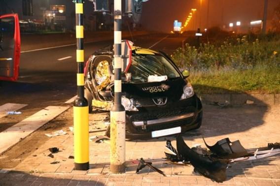 Dodelijk ongeval op A12